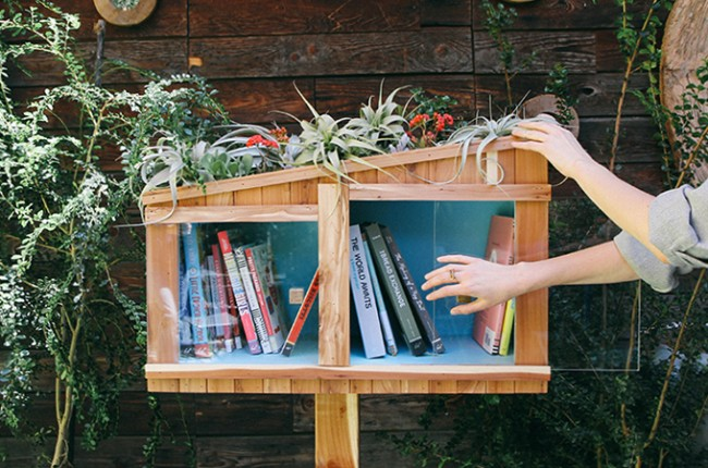 Little Free Library Giveaway