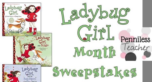 LadybugGirl Giveaway
