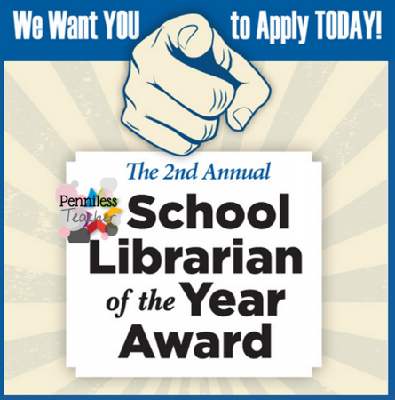 School Librarian of the Year Contest
