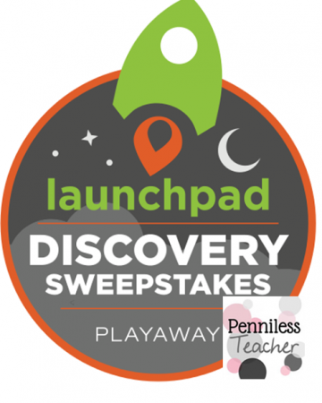 LaunchPad School Library Giveaway