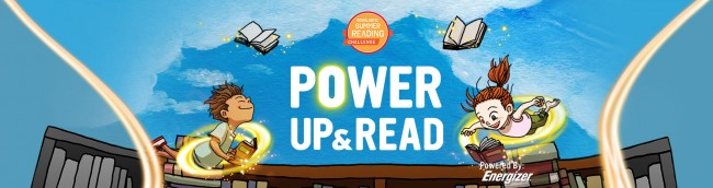 Power Up & Read