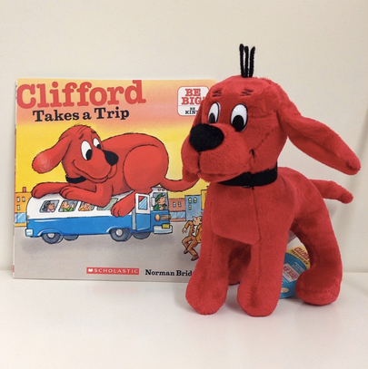 Clifford Takes A Trip Giveaway