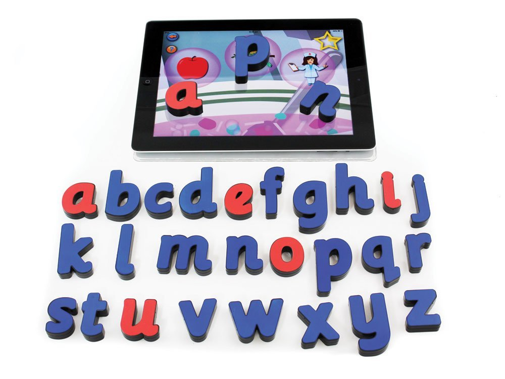 JuniorLearningTouchTronicLetters