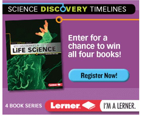 Science Discovery Timelines Giveaway
