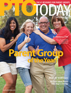 National Parent Group of the Year