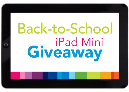 Edmentum iPad Mini BTS Giveaway