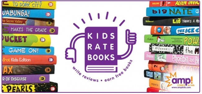 Free Books from Bookopolis and AMPKids