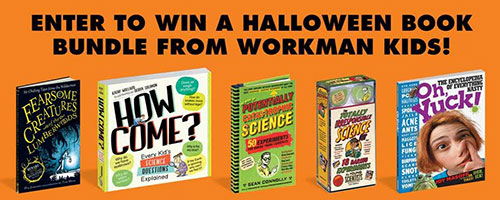 Halloween Book Bundle Giveaway