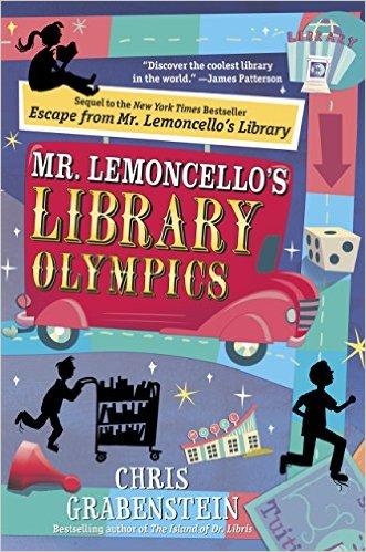 MR. LEMONCELLO LIBRARY OLYMPICS