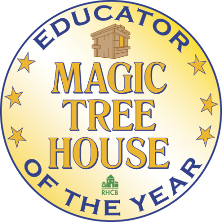 Magic Tree House Educator of the Year