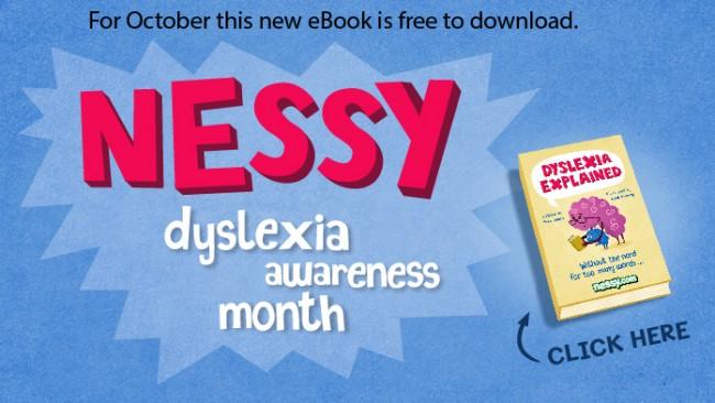 Free Dyslexia E-book