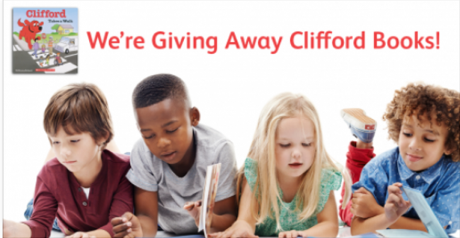Safe Kids Clifford Giveaway