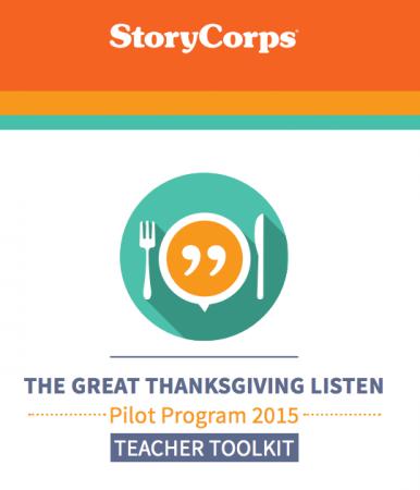 StoryCorpsTheGreatThanksgivingListen10.15.15