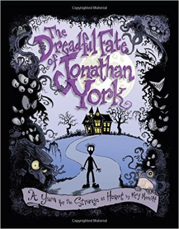 TheDreadful Fate of Jonathan York book