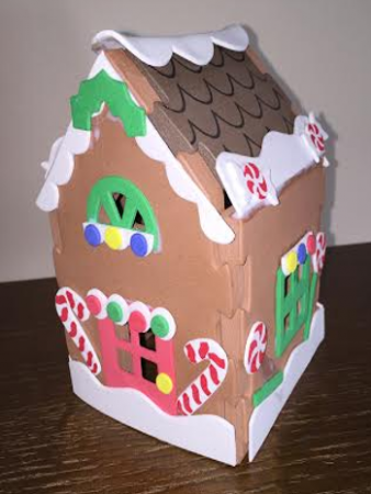 Oriental Trading Gingerbread House