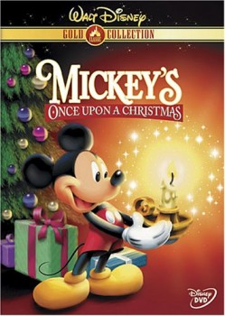MICKEYS ONCE UPON A CHRISTMAS