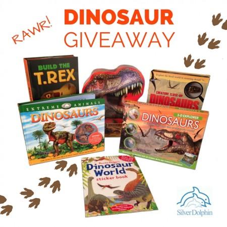 Dinosaur Giveaway