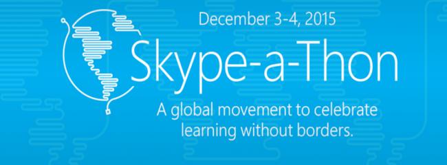 Skypeathon