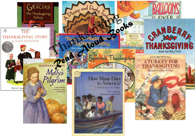ThanksgivingReadAloudBooks