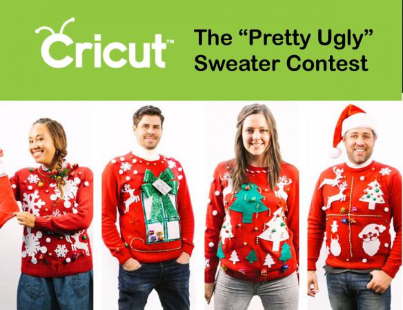 #Cricut #UglySweater Contest