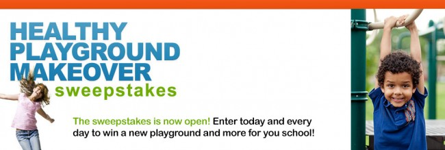 Healthy Playground Giveaway