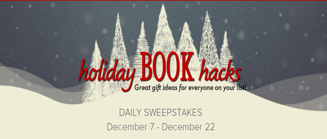 HolidayBookHacksGiveaway12.9.15