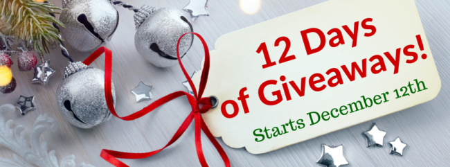 12 Days Giveaways for Teachers
