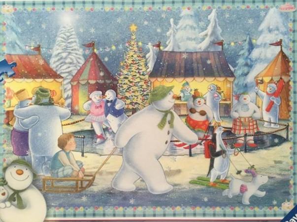 SnowmanPuzzleGiveaway12.1.15