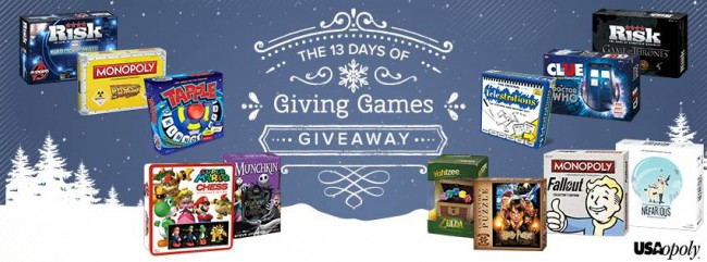USAOpoly13DaysGiveaway