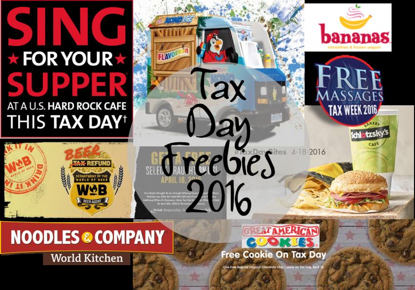 TaxDayFreebies2016