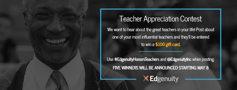 EdgenuityTeacher Appreciation2017