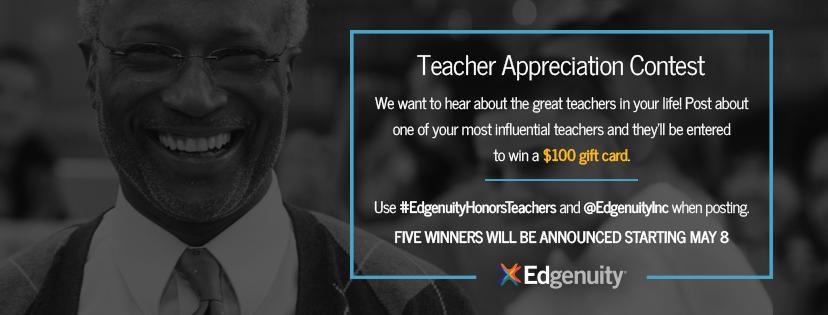 EdgenuityTeacher Appreciation2017