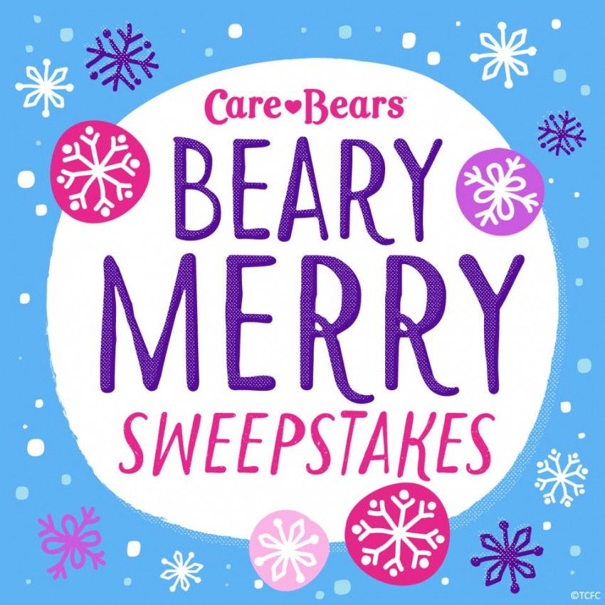 CareBearsBearyMerryChristmas2017