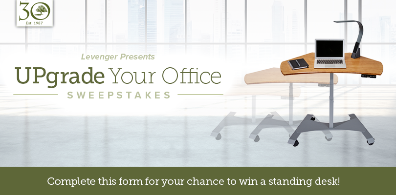 Upgrade Your Office Sweepstakes