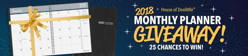 OfficeSupply2018CalendarGiveaway