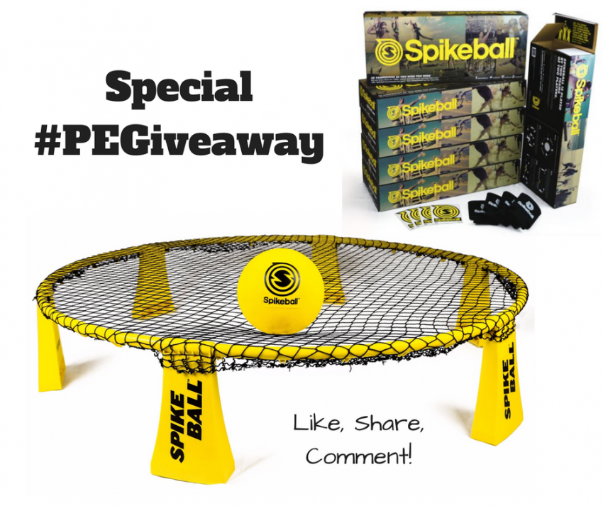 Spikeball Giveaway