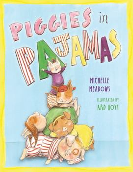 Piggies in Pajamas Giveaway