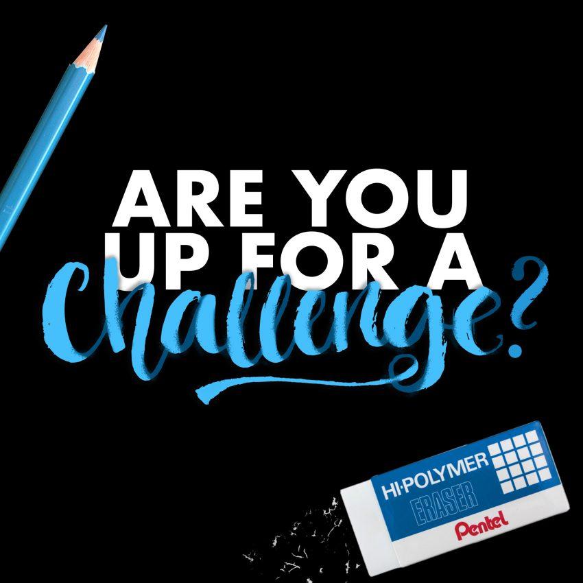 Pentel Handwriting Challenge 2018