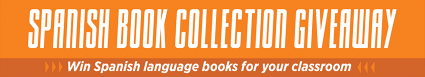 Spanish Book Collection Giveaway