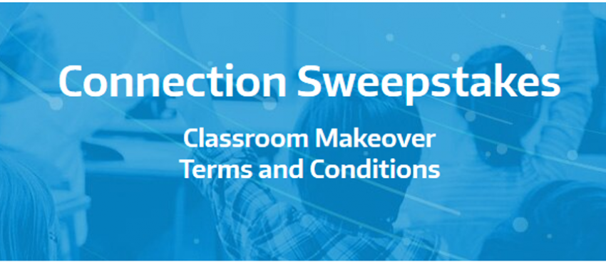 $40,000 Classroom Makeover Giveaway