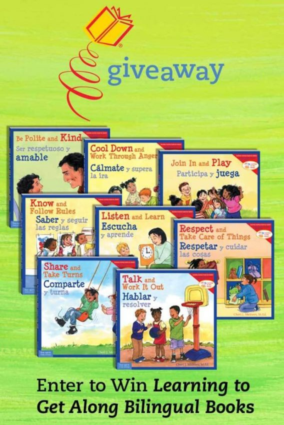 Bilingual Library Giveaway