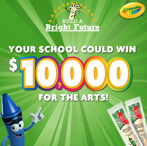 $10K for Arts Education