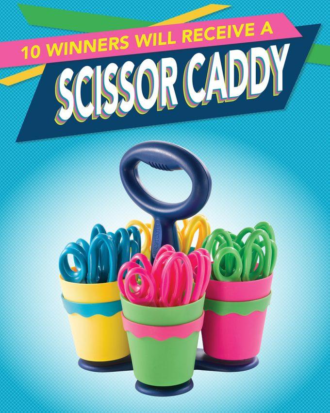 Scissor Caddy Giveaway