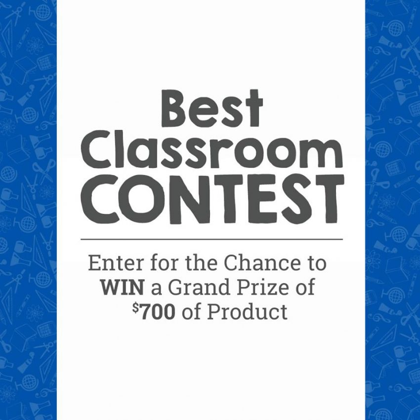 Best Classroom Contest