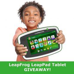 LeapFrog Giveaway